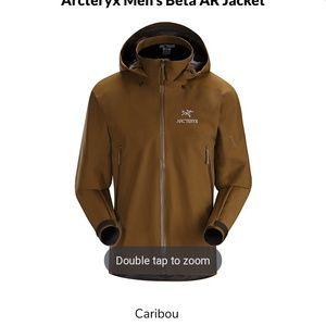 Arctexry beta AR jacket small